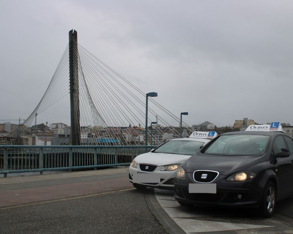 carnet de conducir en Pontevedra